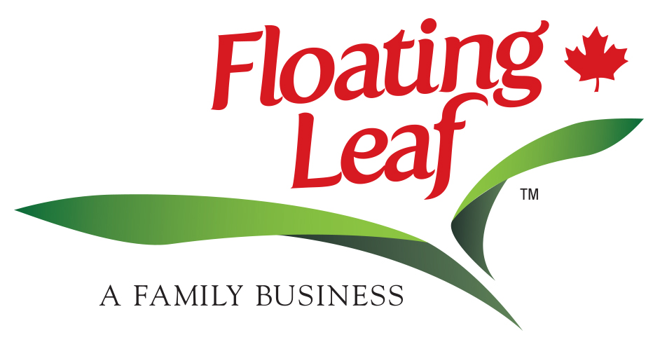 FloatingLeaf Logo English